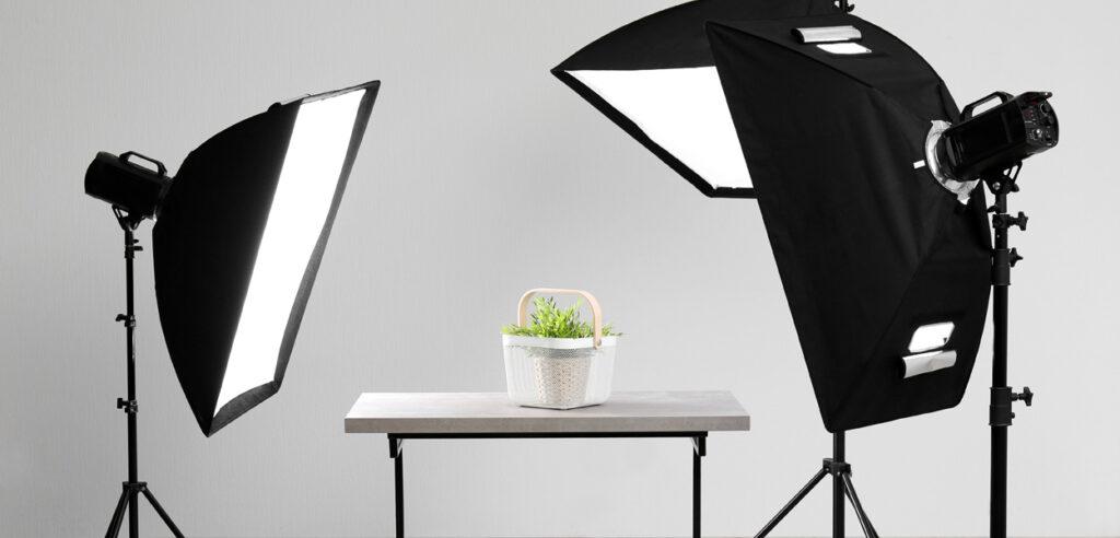 اهمیت نور در عکاسی از محصولات