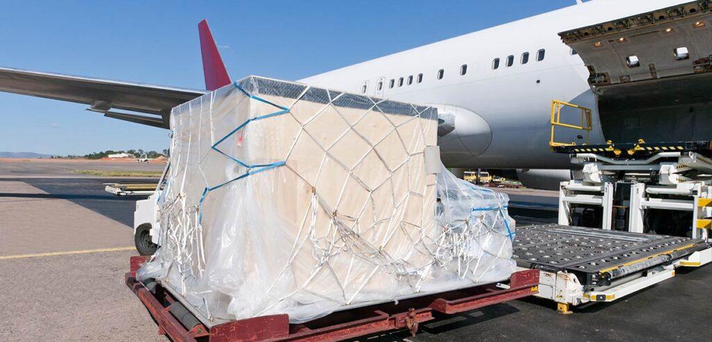 ارسال بسته از طریق خطوط هوایی