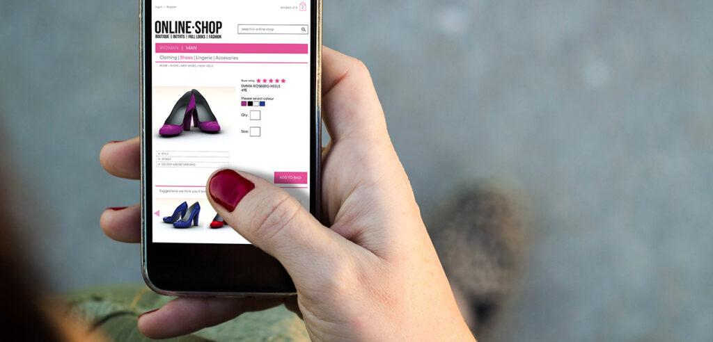 بهینهسازی فروشگاه آنلاین برای موبایل