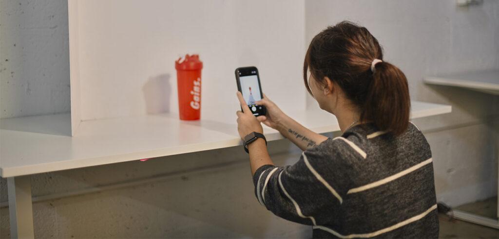 عکاسی از محصولات با موبایل
