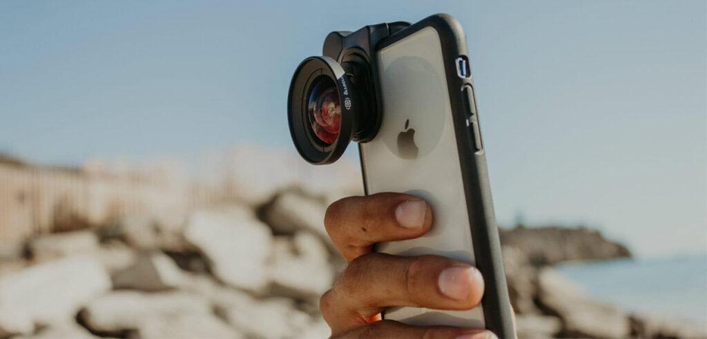 عکاسی از محصولات با تلفن همراه
