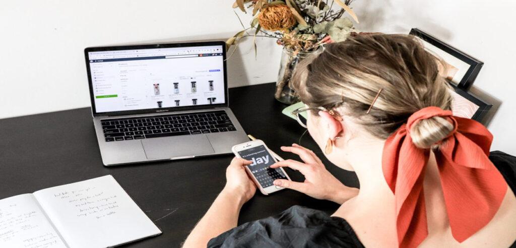 تولید محتوا برای فروشگاه آنلاین